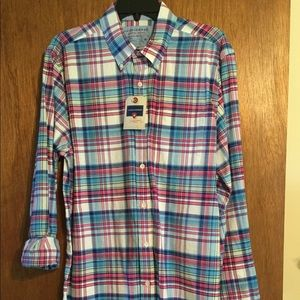 NWT Men's Medium Saddlebred Shirt